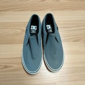 DC Men's Shoes Slip-on Size 8